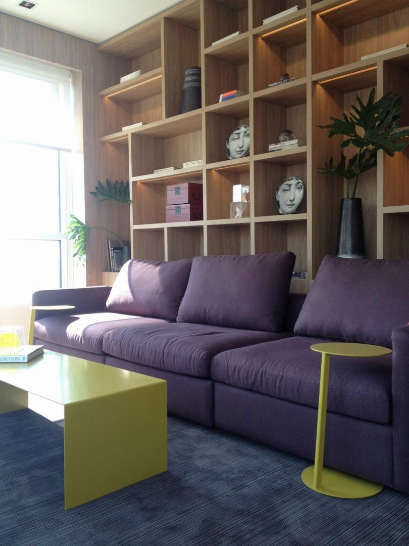 Mueble a medida departamento 30 diseño estratégico interiorista matty costa paz