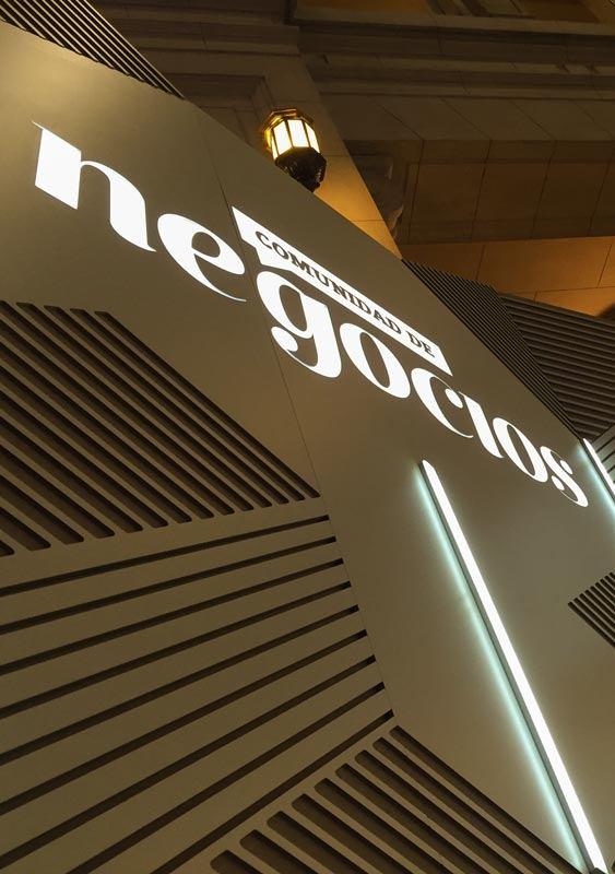escenografía La Nación Forum CCK 30 diseño estratégico