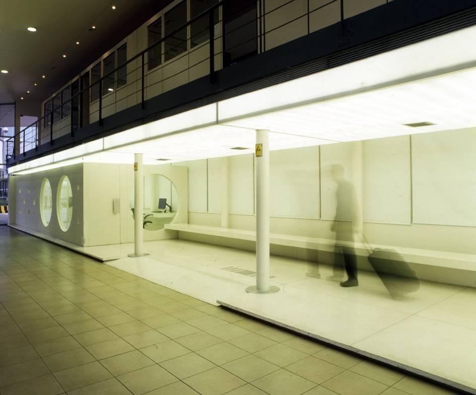 Oficinas para Manuel Tienda Leon en Reti