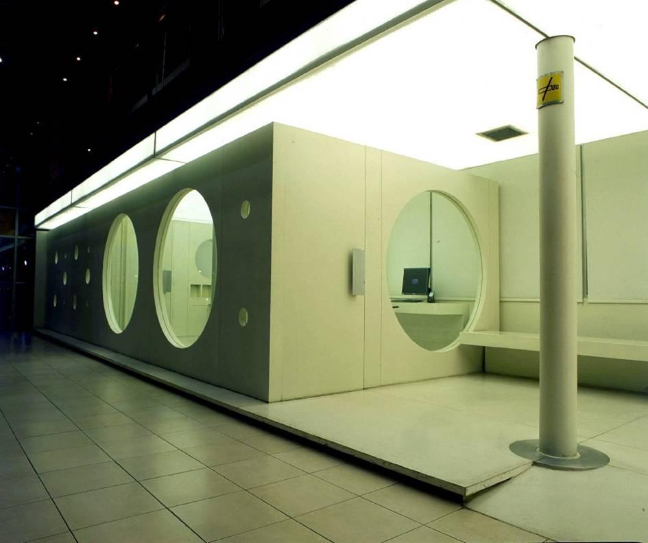 Oficinas Manuel tienda León Retiro Ejecutadas por 30 Diseño Estratégico