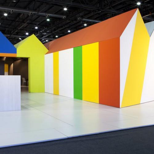 Auditorio ArteBA diseñado por Clorindo Testa y ejecutado por 30 diseño Estratégico
