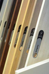 Muestras placas masisa diseño exhibidores 30 diseño estratégico
