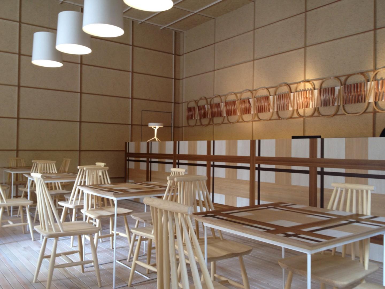 Mobiliario Winebar Trapiche Julio Oropel en Casa Foa