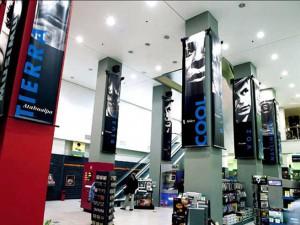 layout Interior musimundo shopping 30 diseño estratégico