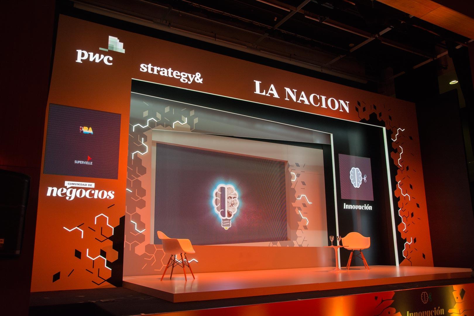 Evento La Nacion innovación 2016