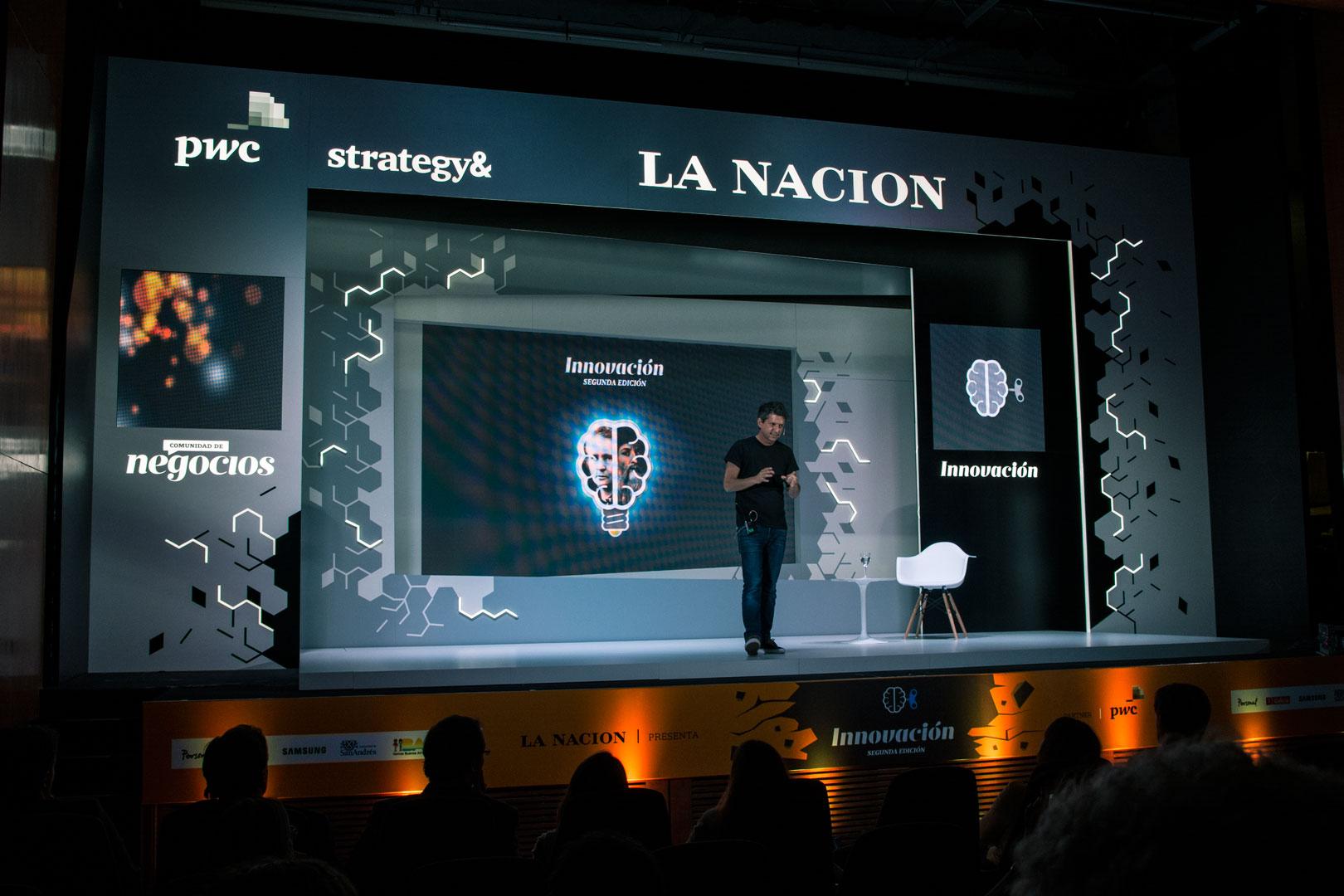 Evento La Nacion innovación 2016 20 diseño estratégico