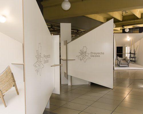 exhibidores muebles proyecto deseo Buenos Aires Design
