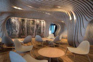Espacio Patagonia Flooring Center. 30 diseño estratégico.
