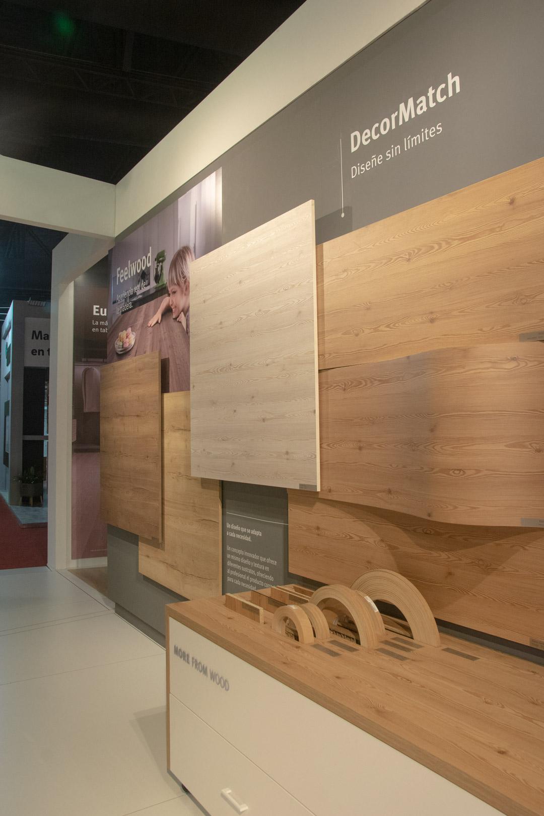 exhibicion Stand Egger Fitecma 2019