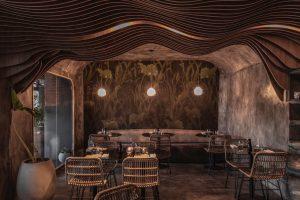 Fabric Sushi Puerto Madero Revestimiento parametrico 30 diseño estratégico
